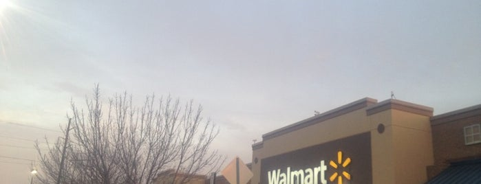 Walmart Supercenter is one of Day2day.