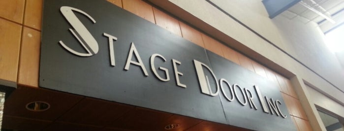 Stage Door Inc. is one of Alternatives to The Usual.
