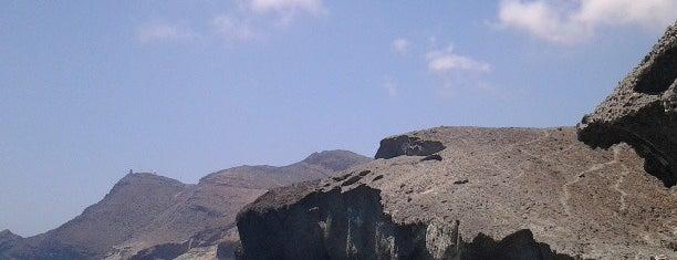 Playa El Monsul - Cabo de Gata is one of 101 cosas que ver en Andalucía antes de morir.