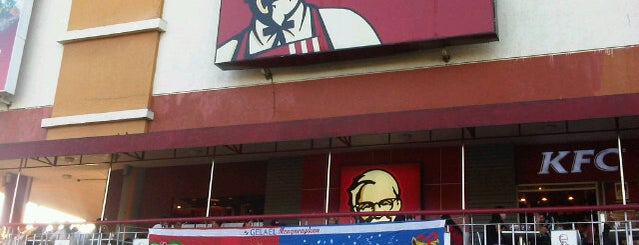 KFC is one of Fast Food Restaurant.