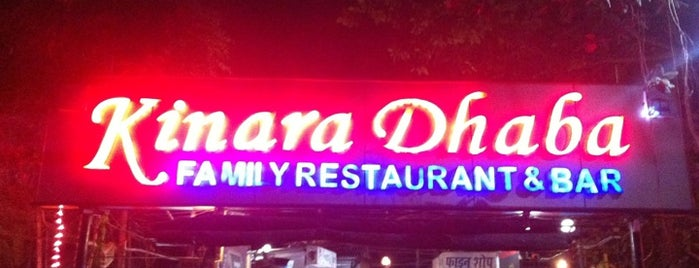 Kinara Dhaba is one of Must-Visit Place for YummyLicious Food!!.