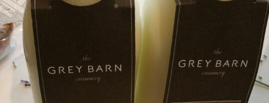 The Grey Barn is one of Martha's Vineyard.