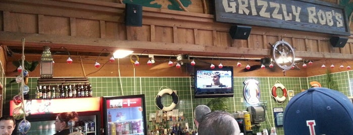 Grizzly Rob's Bar at Great Wolf Lodge is one of Pocono Mountains Lodge.