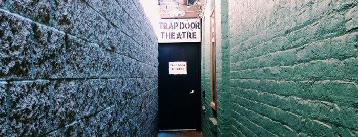 trap door theatre is one of Chicago.