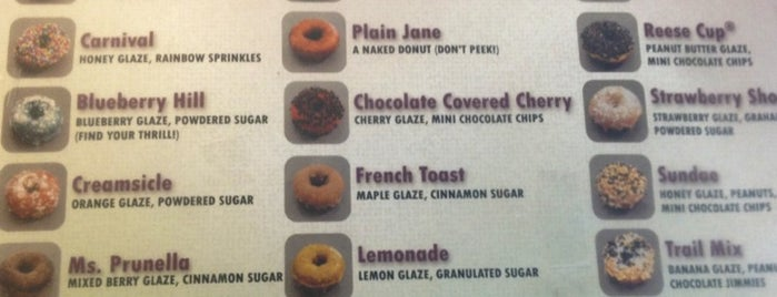 The Fractured Prune is one of Lancaster.