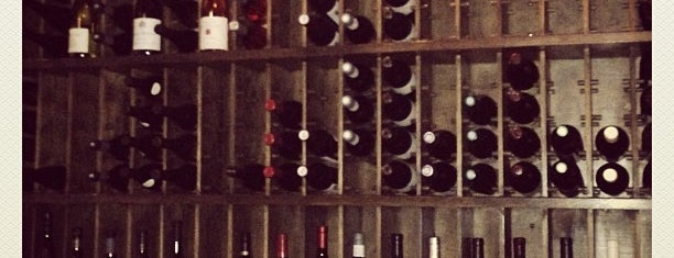 Pause Wine Bar is one of Yums.