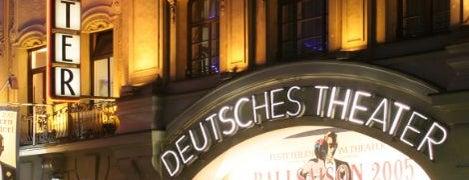 Deutsches Theater is one of MUC Kultur & Freizeit.