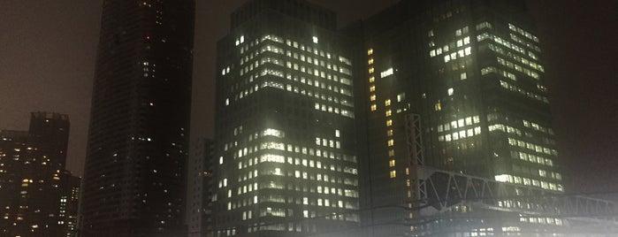 浜松町駅前 喫煙所 is one of 喫煙所.