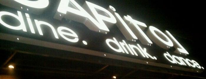 CAPiTOL Restaurant & Nightclub is one of Bars.