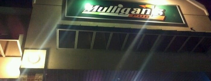 Mulligans is one of Places I've been and need to check in.