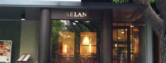 SELAN is one of 東急沿線 Cafe・カフェ・喫茶店.