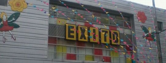 Éxito is one of Supermercados.