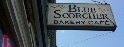 Blue Scorcher Bakery & Cafe is one of Oregon Beer Loop.