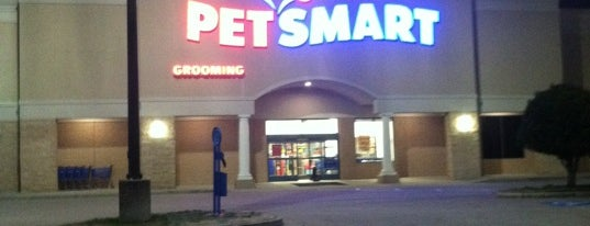 PetSmart is one of Shopping.