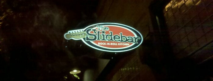 The Slidebar Rock-N-Roll Kitchen is one of OrangeCounty.com Things to do in and around the OC.