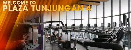 Celebrity Fitness is one of Kaula Lumpur-Singapore-Indonesia-2011.