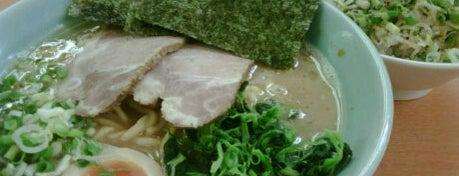 極楽汁麺 らすた is one of ラーメン!拉麺!RAMEN!.