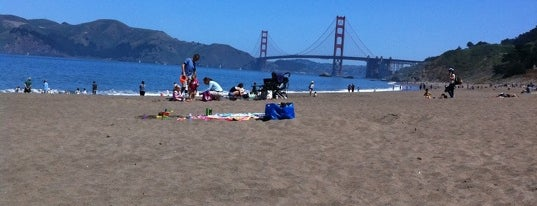 Baker Beach is one of San Francisco | New to Town.