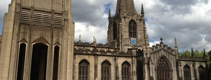 Sheffield Cathedral is one of Fairly Often!.