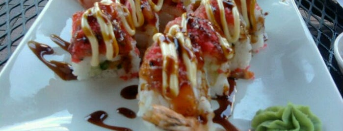 Japaneiro's Sushi Bistro & Latin Grill is one of Best of Sugar Land #visitUS.
