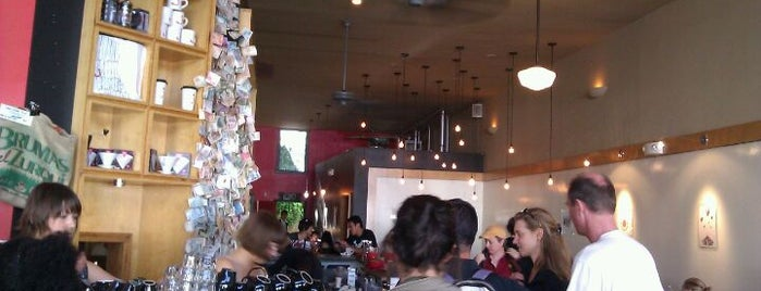 Ritual Coffee Roasters is one of San Francisco.