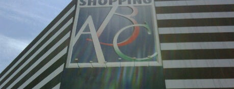 Shopping ABC is one of Shoppings de São Paulo.