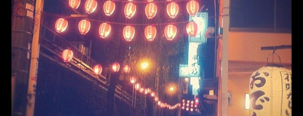 のんべい横丁 is one of 渋谷周辺おすすめなお店.