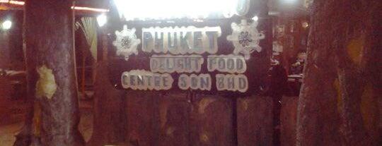 Phuket Beach Tomyam Restaurant is one of Makan @ Pahang #1.
