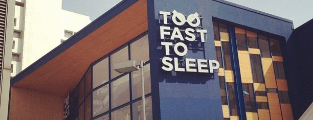 Too Fast To Sleep is one of Must-visit Food in Siam Square and nearby.