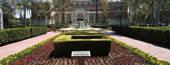 University of Southern California is one of I'm in L.A. you trick!.
