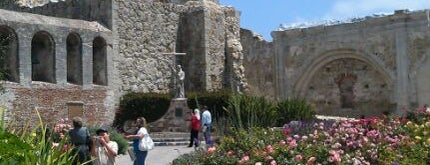 Mission San Juan Capistrano is one of Favorite places.