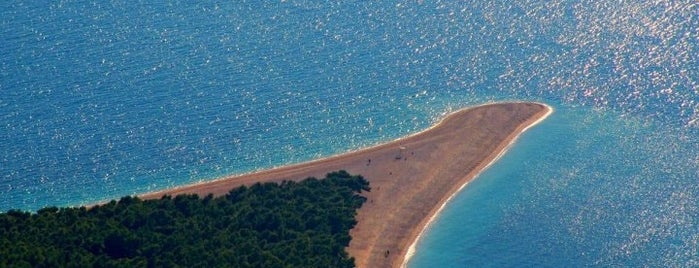 Zlatni Rat is one of All-time favorites in Croatia.