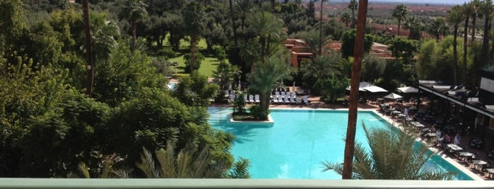 La Mamounia is one of 1,000 Places to See Before You Die - Part 2.