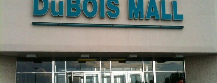 DuBois Mall is one of Our Partners.