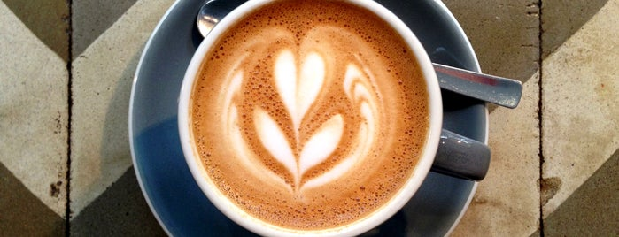 The Association is one of 100+ Independent London Coffee Shops.