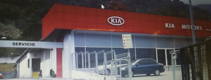 IMP Autos is one of Concesionarios KIA.