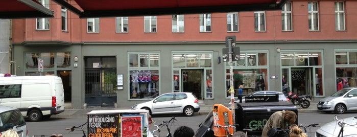 CARAS is one of Berlin.