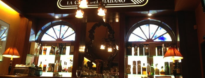 Casa del Habano (La) is one of Montreal City Guide.