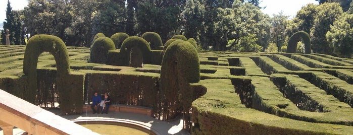 Parc del Laberint d'Horta is one of Places in the world.