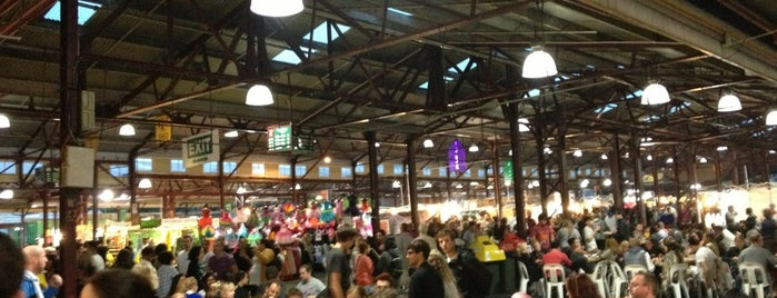 The Night Market is one of The Melbourne Food Tour.