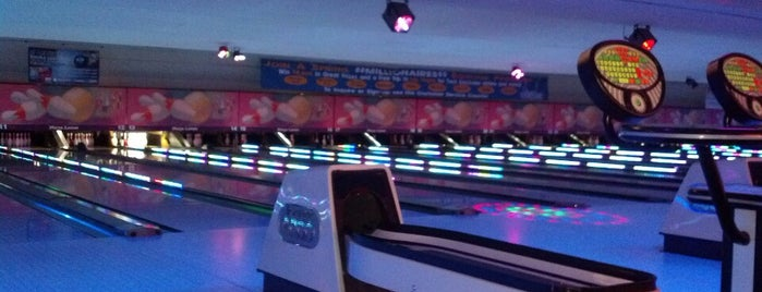 Plaza Lanes is one of Entertainment: USA.