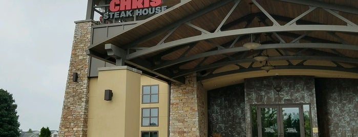 Ruth's Chris Steak House - South Bend Mishawaka, IN is one of My Favorites!.