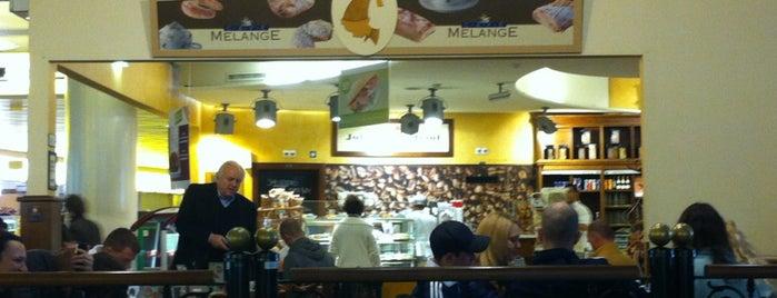 Cafe Melange is one of Breakfast / Brunch.