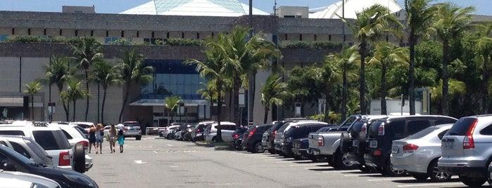 Estacionamento is one of BarraShopping.