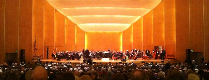 Kleinhans Music Hall is one of Must see places in Buffalo for tourists #visitUS.