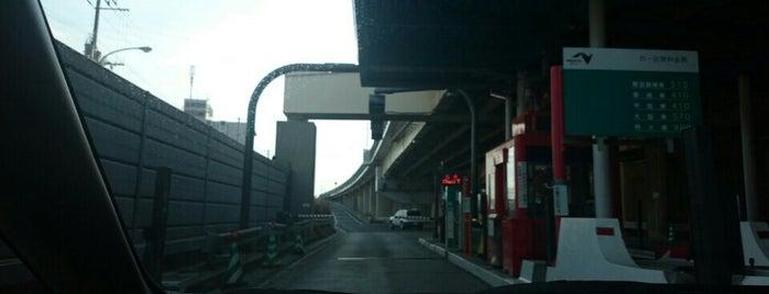 北郷IC is one of 道央自動車道.