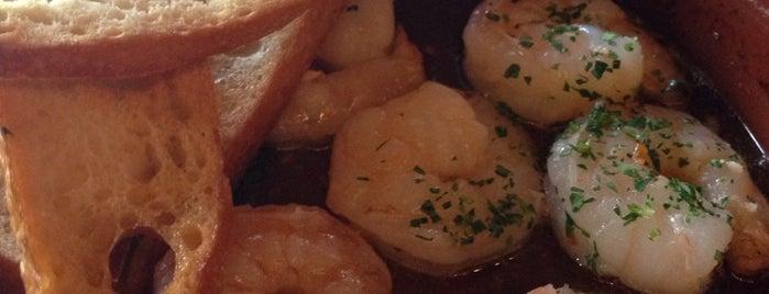 Bodega N. 5 (at Mercat a la Planxa) is one of Favorite Food.