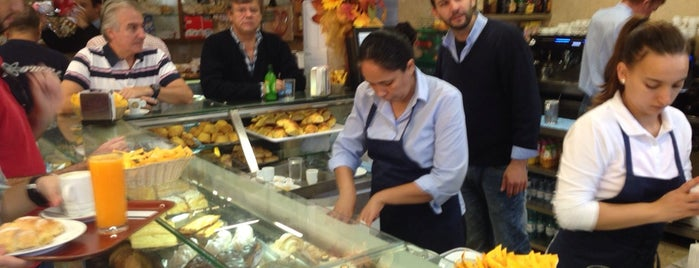 """Pastelaria Restelo """"Careca"""" is one of Coffee places in Lisbon."""