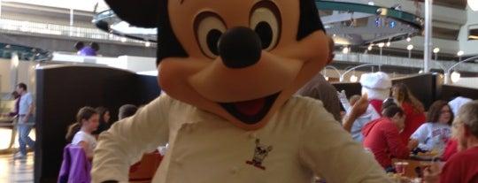 Chef Mickey's is one of Disney Adventure.