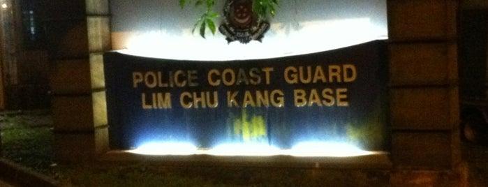 Lim Chu Kang PCG is one of Singapore Police Force.